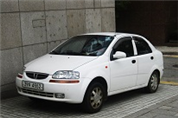 felgi do Daewoo Kalos Sedan I