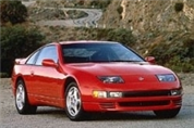 felgi do Nissan 300ZX Coupe Z32