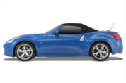 felgi do Nissan 370Z Roadster I