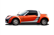 felgi do Smart Roadster Coupe I